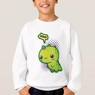 Cute Kawaii Dinosaur Sweatshirt