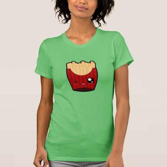 Cute Kawaii French Fries T-Shirt