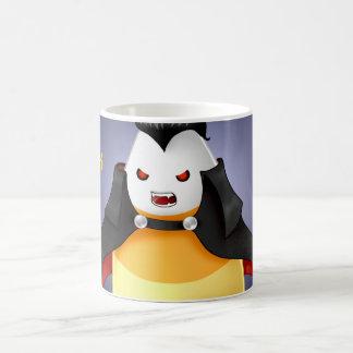 Cute Kawaii Halloween Vampire candy corn Coffee Mug