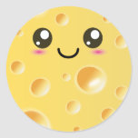 Cute Kawaii Happy Cheese