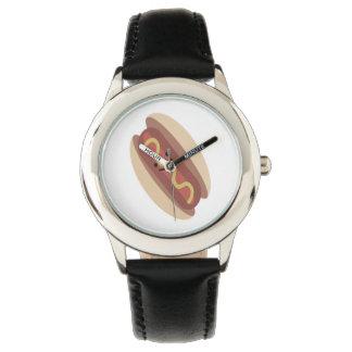 Cute Kawaii Hot Dog Watches