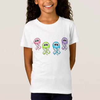 Cute Kawaii Jellyfish T-Shirt