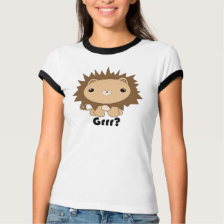 Cute Kawaii Lion Grrr? T-shirt