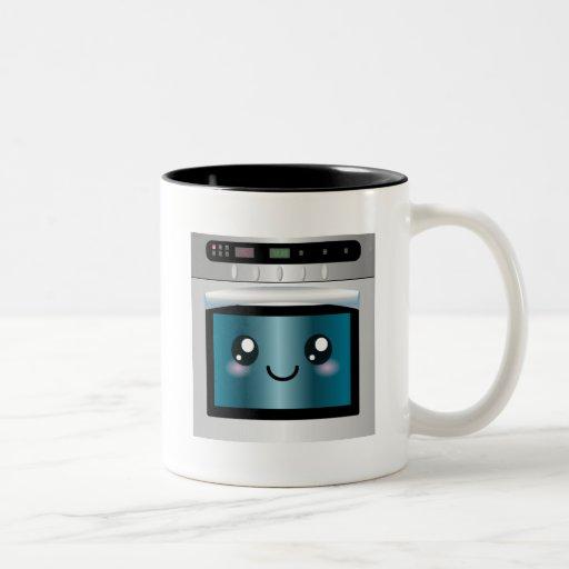 Cute Kawaii Oven - Chef & Baker Gifts Mugs