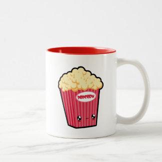 Cute Kawaii Popcorn Mug