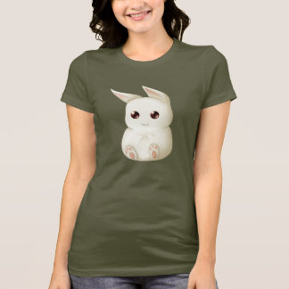 Cute Kawaii puffy Bunny Rabbit T-Shirt