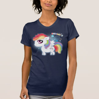 Cute kawaii rainbow pony T-Shirt