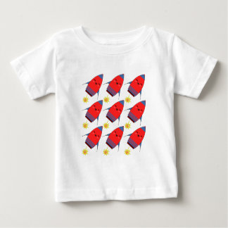 CUTE KAWAII ROCKETS BABY T-Shirt