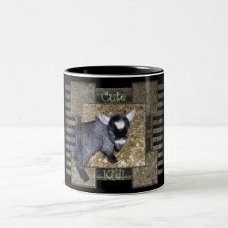 cute kid pygmy goat mug