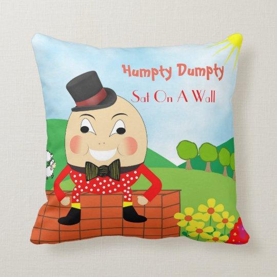 Cute Kids Nursery Rhyme Humpty Dumpty Cushion