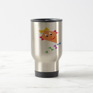 Cute Kite Travel Mug