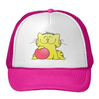 Cute Kitten Bowler Cap