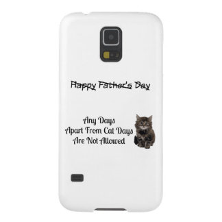 Cute Kitten Fathers Day Samsung Galaxy Case