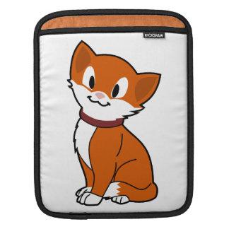 Cute Kitten iPad Sleeve