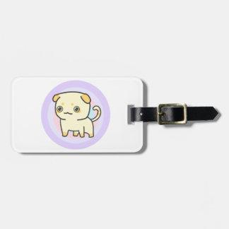 Cute Kitten Luggage Tag