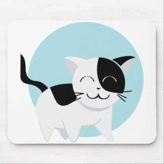 Cute Kitten Mouse Mat