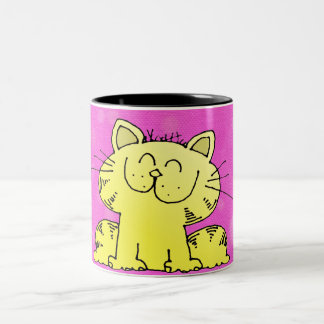 Cute Kitten Mug