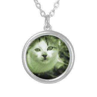 Cute kitten jewelry