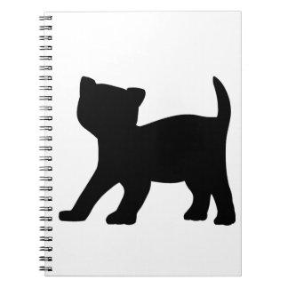 Cute Kitten Notebooks
