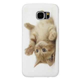 Cute Kitten Samsung Galaxy S6 Cases