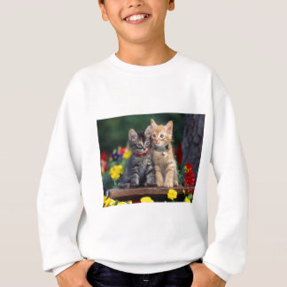 Cute-Kitten Sweatshirt