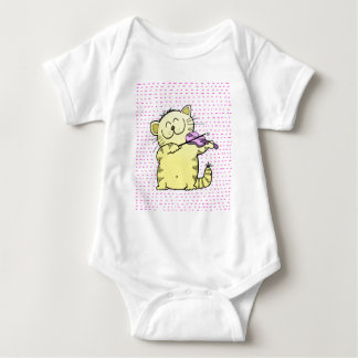 Cute-Kitten-violinist Tee Shirts