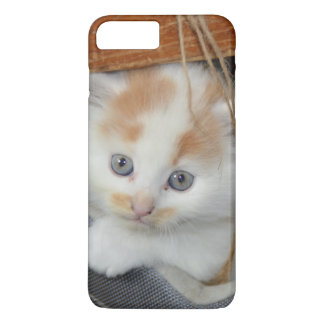 Cute Kittens in boots iPhone 7 Plus Case