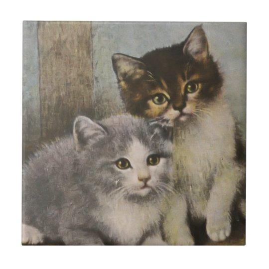 Cute Kittens tile