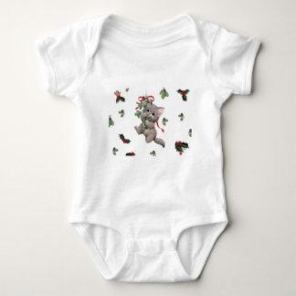 Cute Kitty Baby Jersey Bodysuit