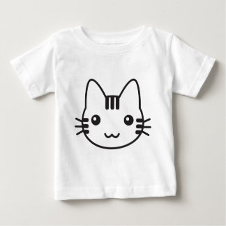Cute Kitty Baby T-Shirt