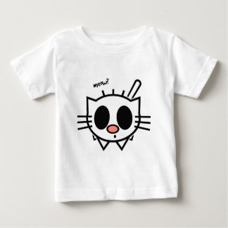 Cute Kitty Baby Tee