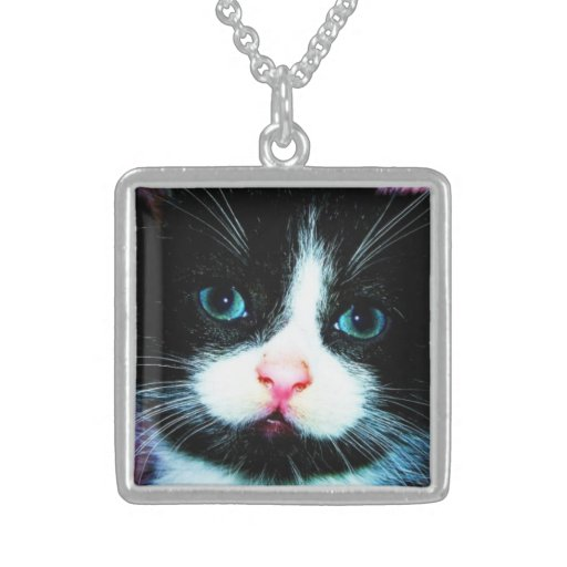 Cute Kitty Cat Necklace
