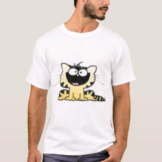 Cute Kitty   Happy Kitty   Cute Cartoon Kitty T-Shirt