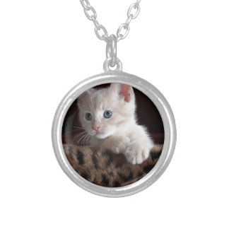 Cute Kitty Looking Necklaces