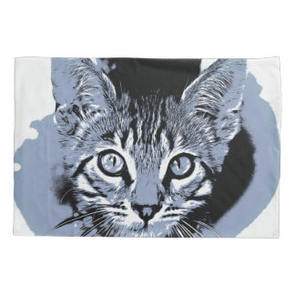 Cute Kitty Pillowcase
