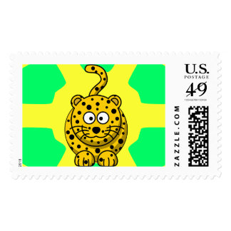 Cute Kitty Postage