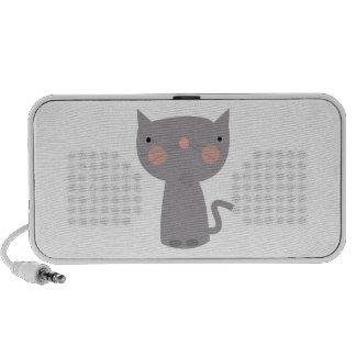 Cute Kitty iPod Speaker