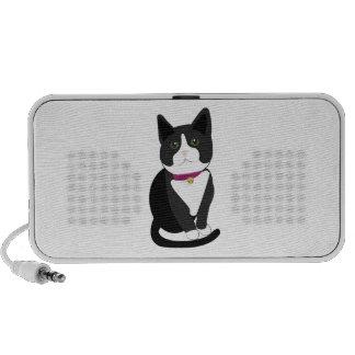 Cute Kitty Travel Speaker