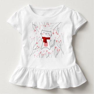 Cute kitty toddler T-Shirt