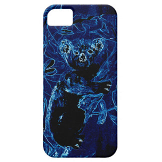 Cute Koala Animal Art Barely There iPhone 5 Case