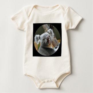 """Cute koala bear"" Baby Bodysuit"
