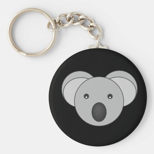 Cute Koala Bear Keychain