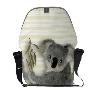 Cute Koala Courier Bags