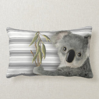 Cute Koala Lumbar Cushion