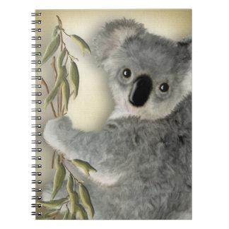 Cute Koala Notebooks