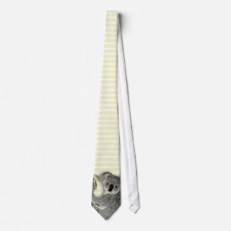 Cute Koala Tie
