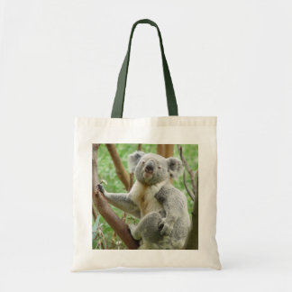 Cute Koala Tote Bag