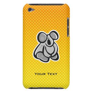 Cute Koala Yellow Orange iPod Touch Covers