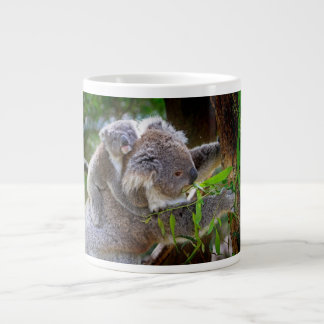 Cute Koalas Large Coffee Mug