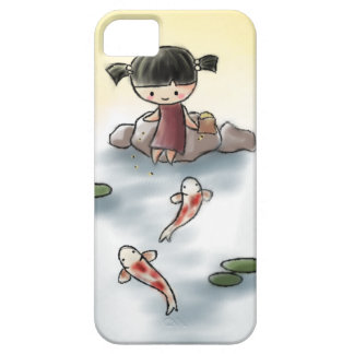 Cute Koi Iphone 5 case